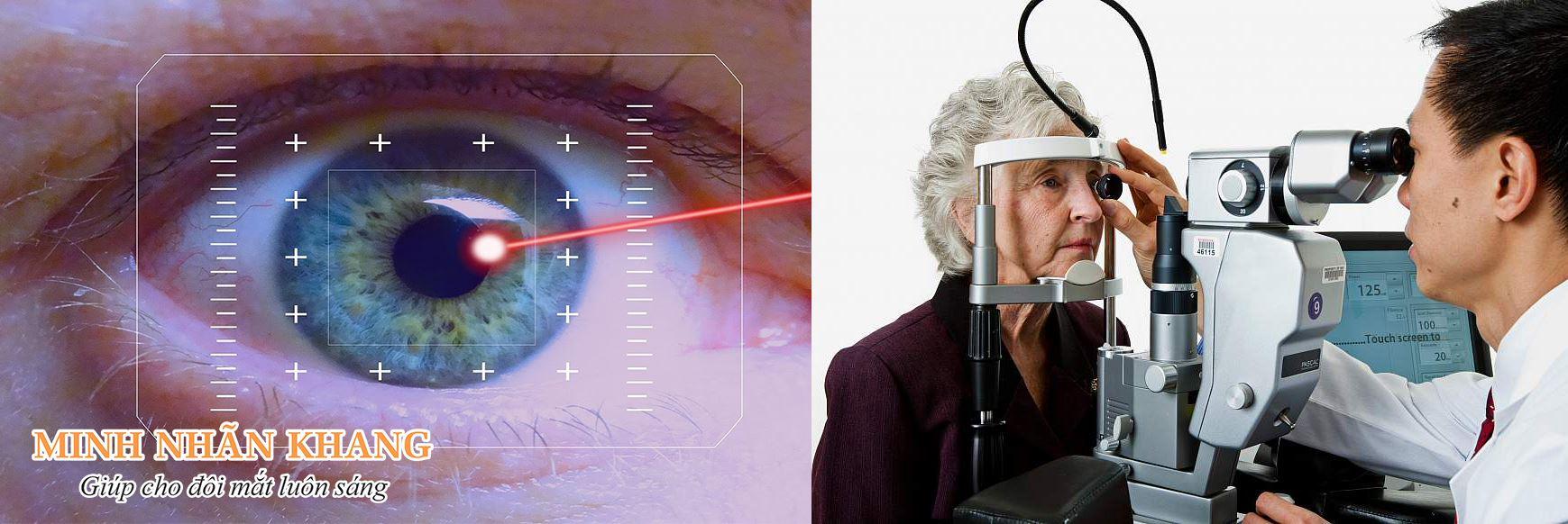 Đi khám ngay khi mắt bị mờ đột ngột là cách duy nhất để bảo vệ thị lực